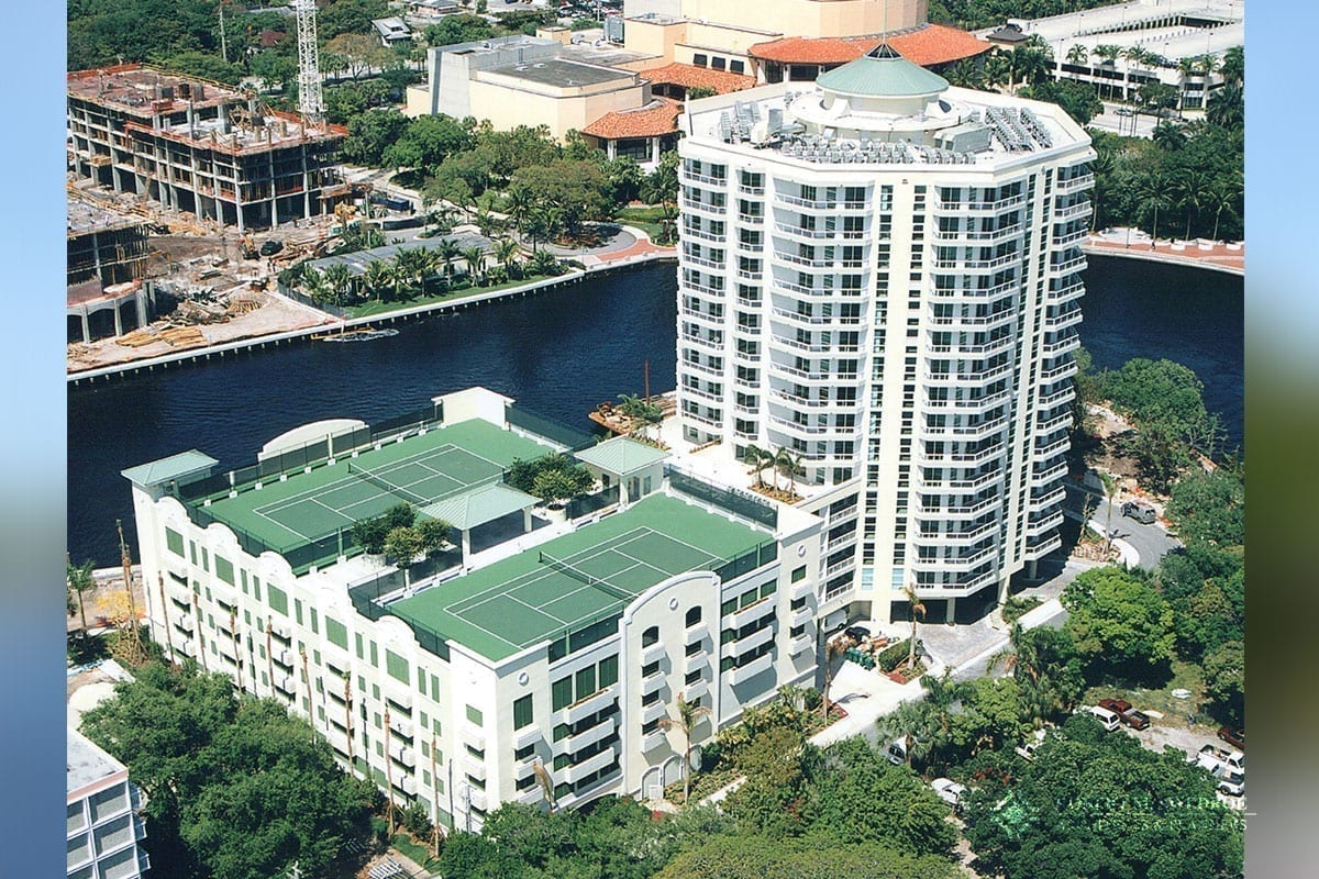 Esplanade Residences Fort Lauderdale - Swedroe Architecture