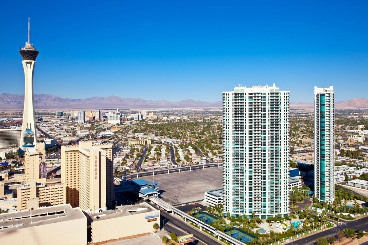 Turnberry Towers Las Vegas - Swedroe Architecture