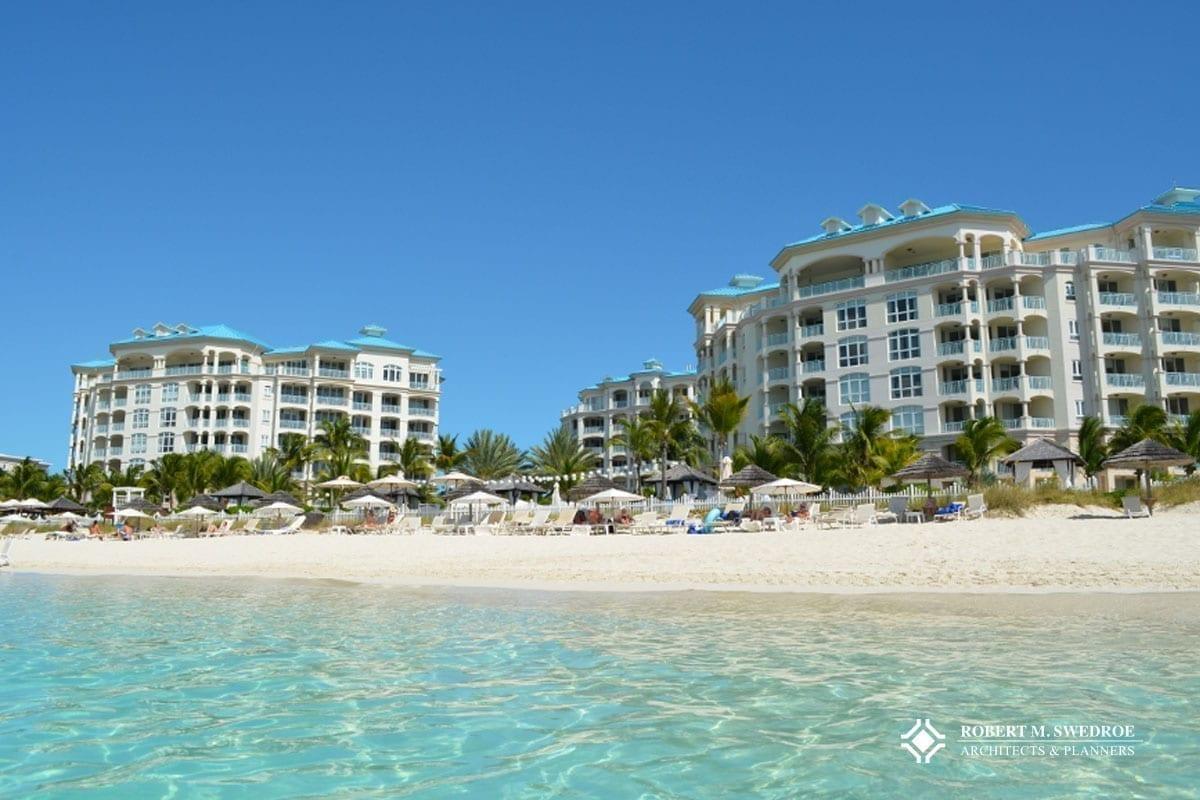 Seven Stars Resort by Robert M. Swedroe Architecture Miami