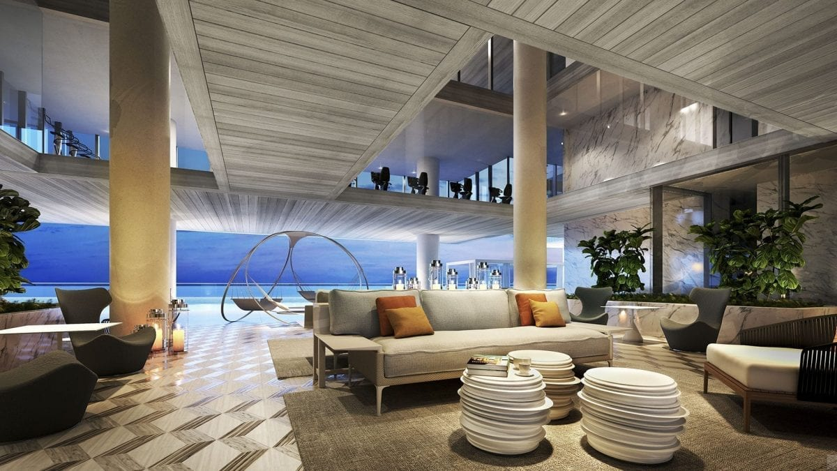 Turnberry Ocean Club – Swedroe Architecture