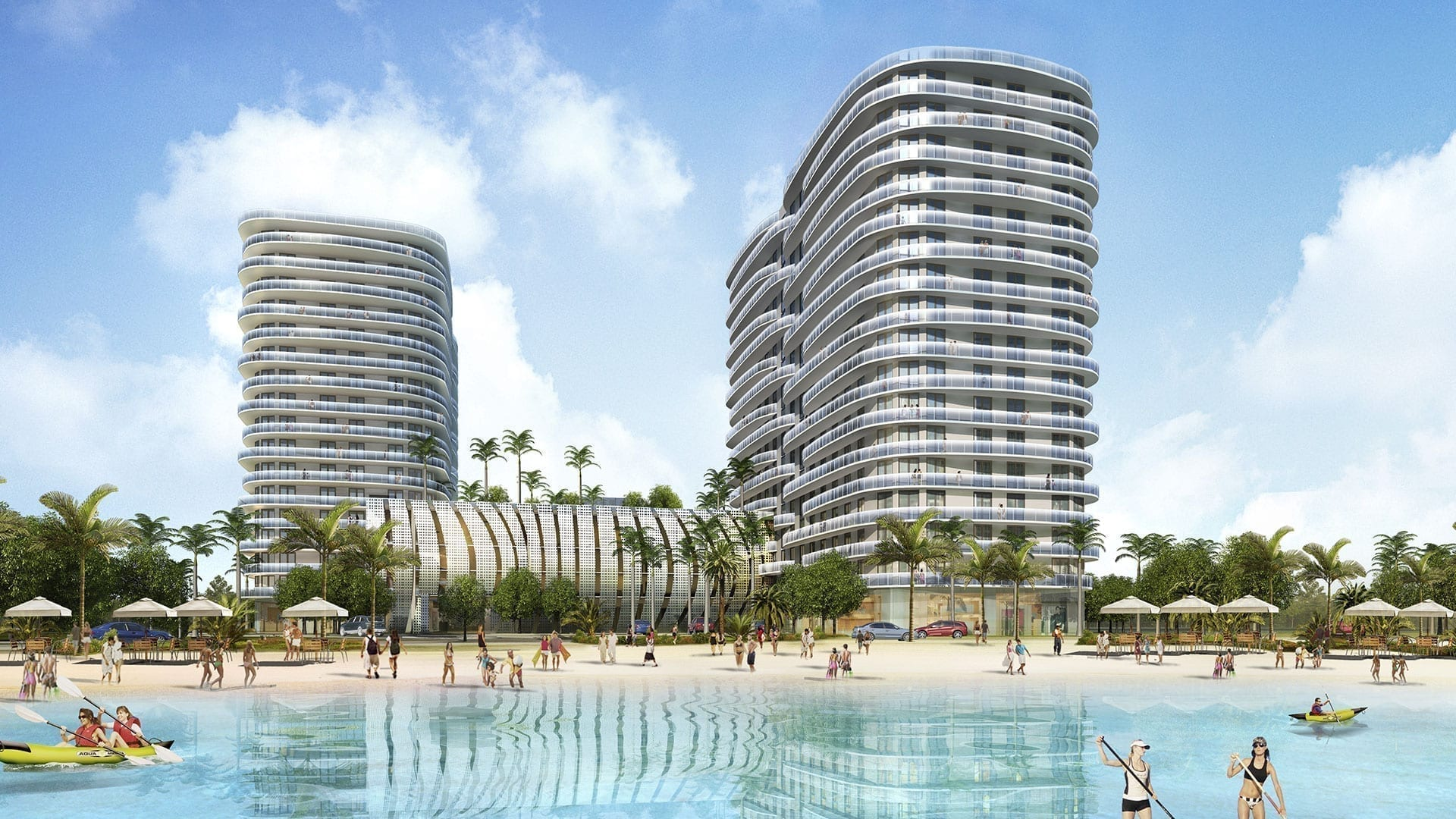 Solé Mia Luxury Residences Miami - Miami Architect by Swedroe Architecture