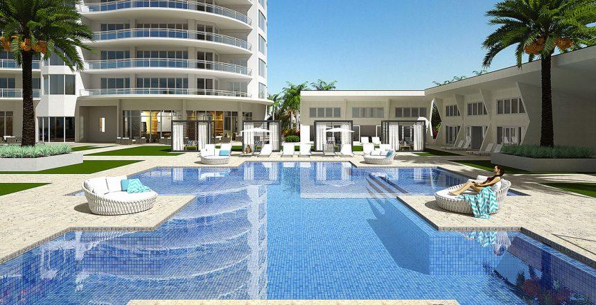 Omega Tower at Bonita Bay – Swedroe Architecture - Miami