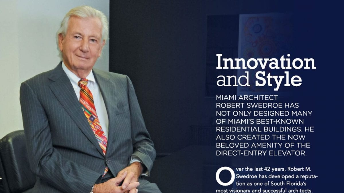 Robert M. Swedroe - Innovation and Style News Article