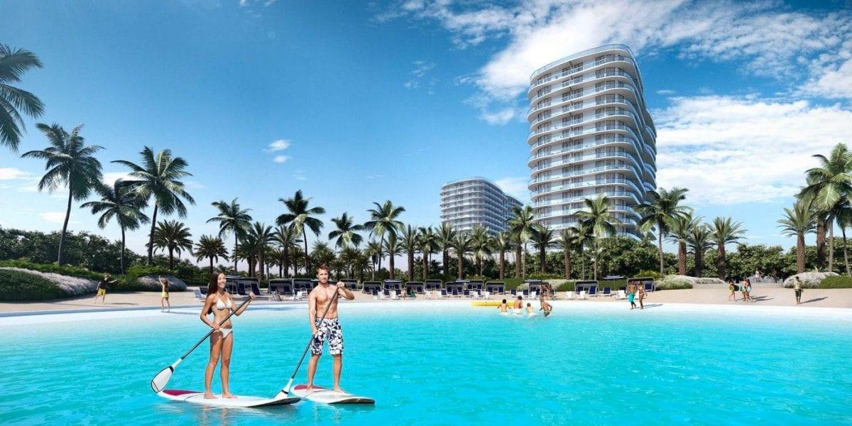 Solé Mia Luxury Residences Miami - Miami Architect by Swedroe Architecture