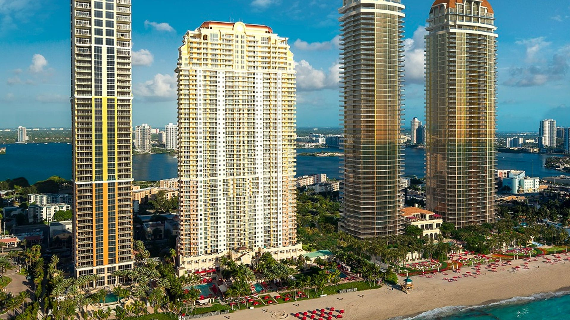 Acqualina Residences and Resort - Swedroe Architecture