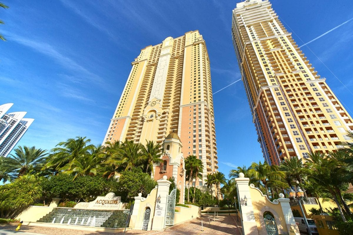 Acqualina Resort & Spa, Sunny Isles, Florida – Designed Swedroe Architecture