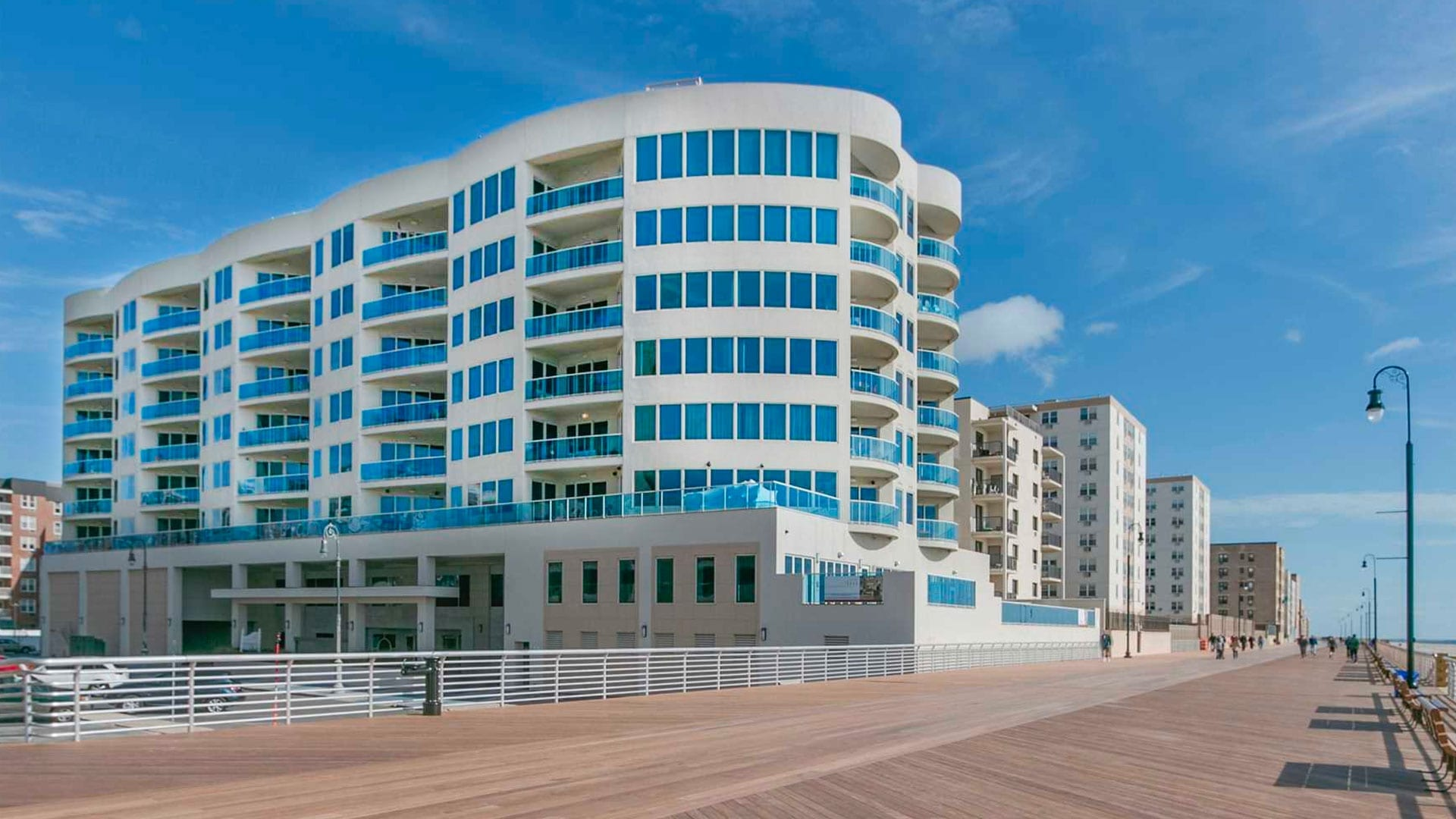 Aqua Condo Long Beach, New York - Swedroe Architecture