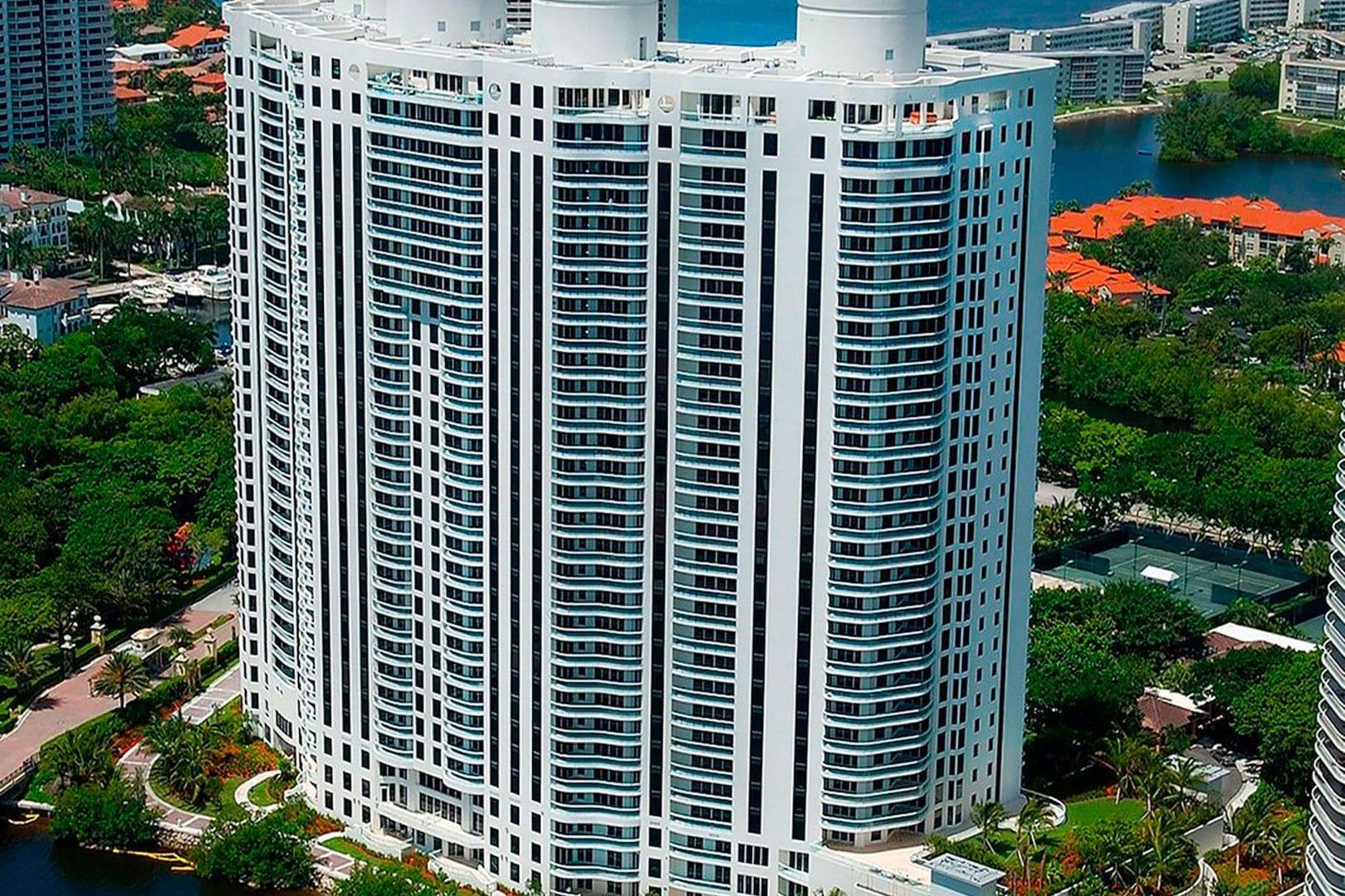 Belle Maré Condominium Aventura – Swedroe Architecture