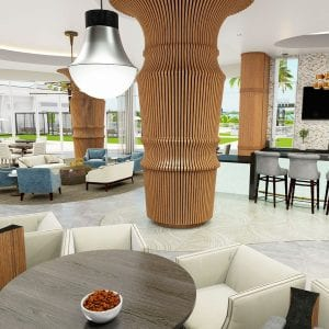 Omega Tower at Bonita Bay – Swedroe Architecture