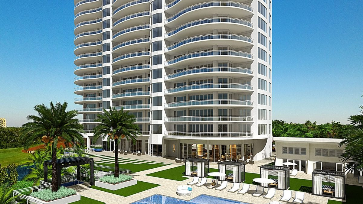 Omega Tower Luxury Residences at Bonita Bay – Swedroe Architecture -Miami Architect
