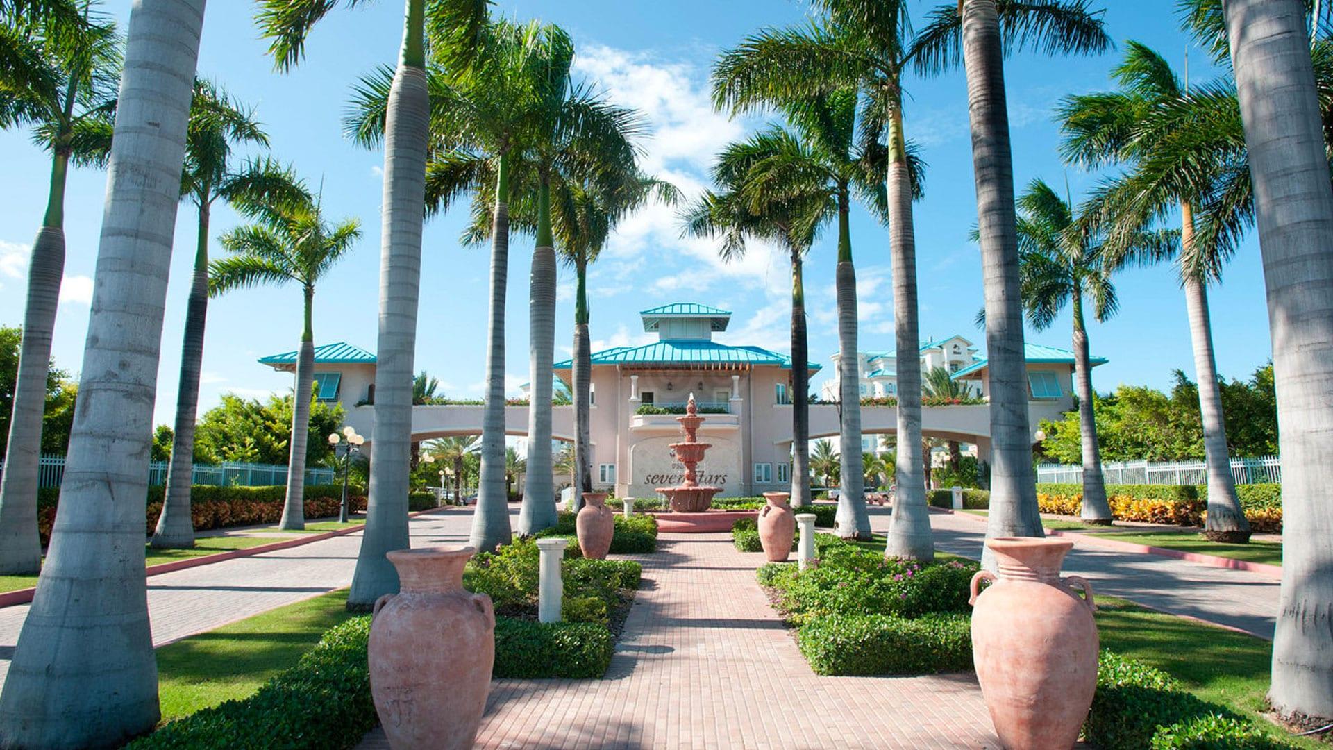 Seven Stars -Luxury Resort and Hotel Design - Swedroe Architecture Firm Miami