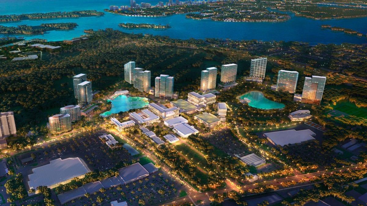 Solé Mia Multi-Phase Architecture Plan - Miami Architecture by Swedroe Architecture