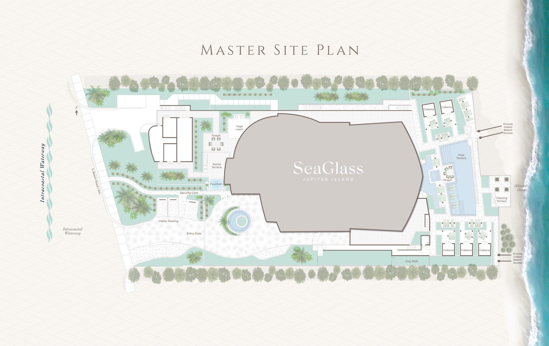SeaGlass Residences – Luxury Multi-Family Residences – Swedroe Architecture