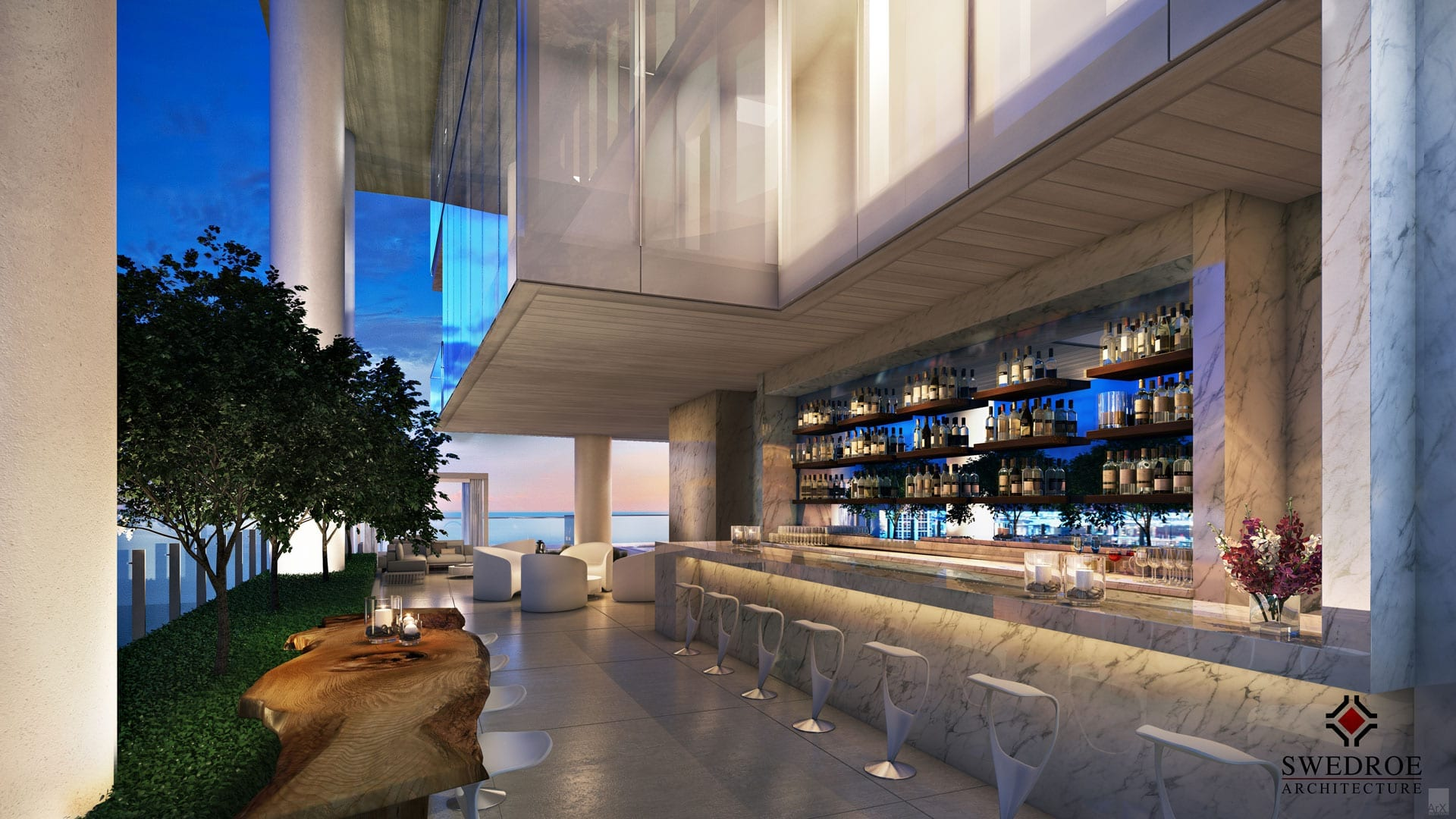 Turnberry Ocean Club - Swedroe Architecture Miami
