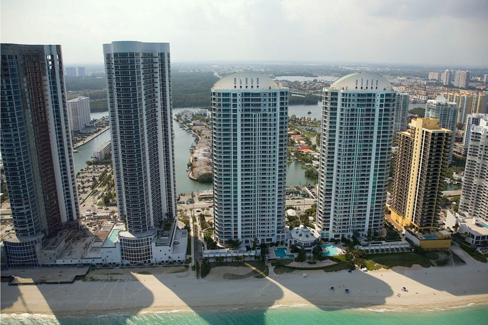 Turnberry Ocean Colony - Luxury Multi-family Condos - Swedroe Architecture
