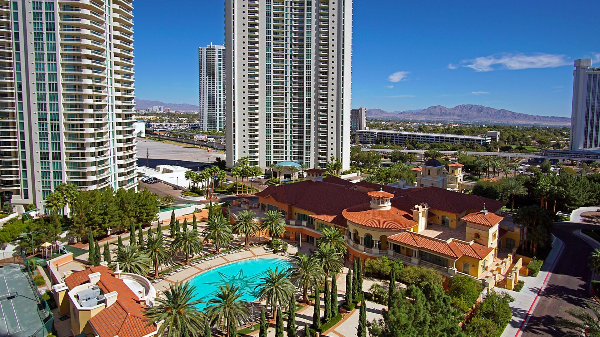 Turnberry Place Las Vegas Luxury Residences - Swedroe Architecture