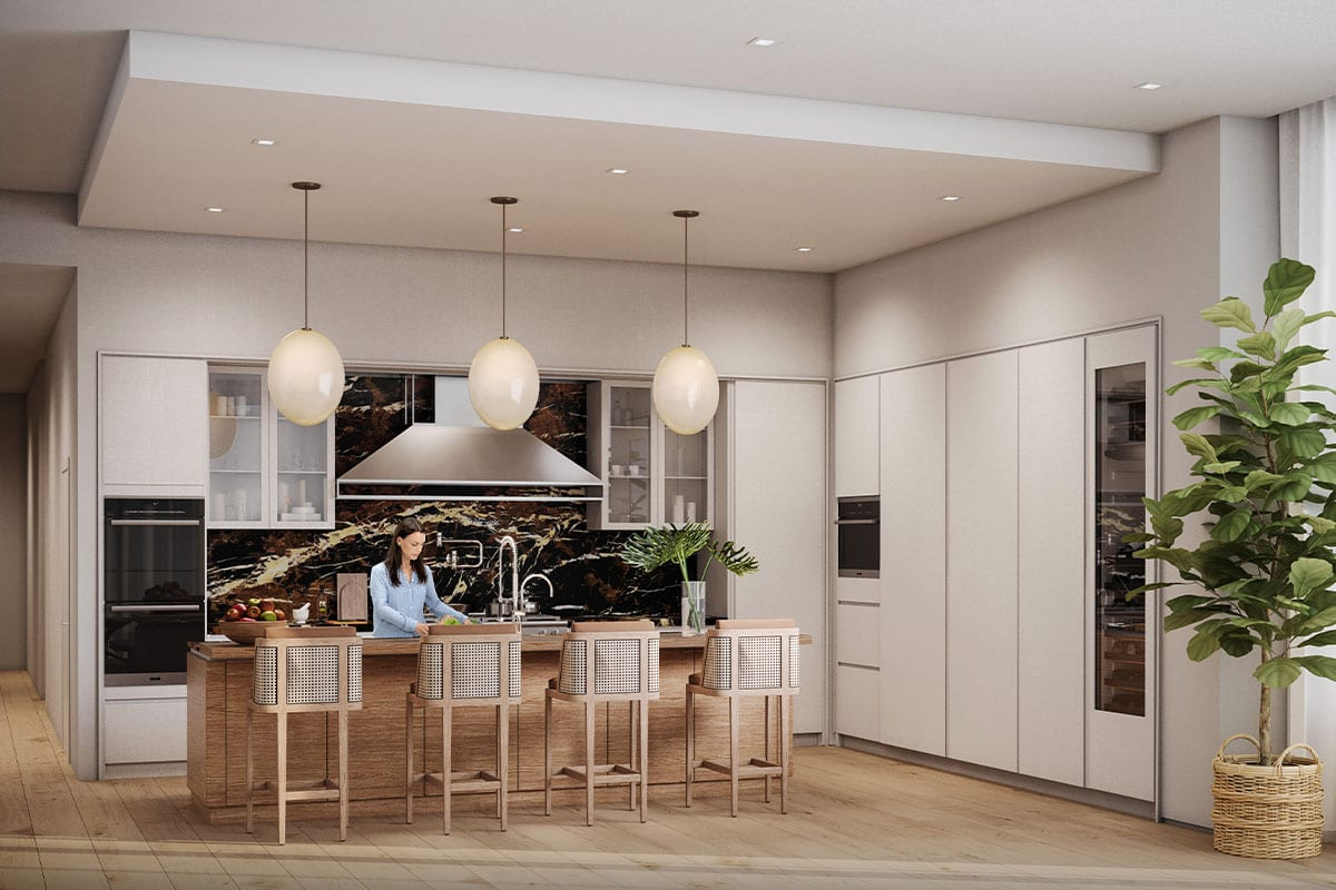 SeaGlass Residences - Luxury Multi-Family Residences - Swedroe Architecture